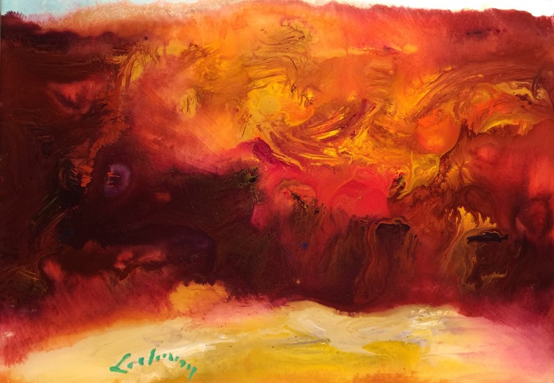 Windswept - 20 x 24